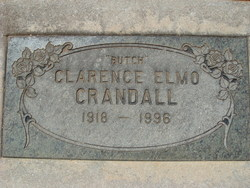Clarence Elmo Butch Crandall