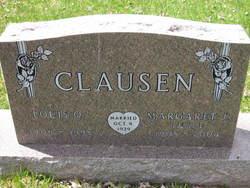 Margaret J. <i>Lunde</i> Clausen