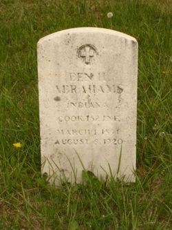 Ben H Abrahams