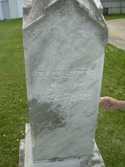 Elizabeth <i>Duval</i> Lewis