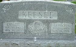 Crystel <i>Wallace</i> Keesee