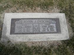 Eliza Jane <i>Ridout</i> Dyson