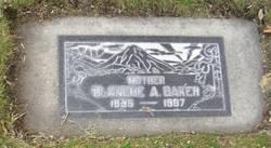 Blanche A. Baker