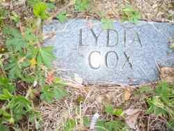 Lydia Cox