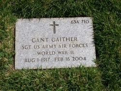 Gant Gaither