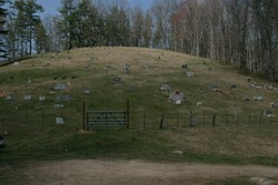 Gap of the Mountain Cemetery