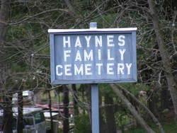 Haynes Family Cemetery