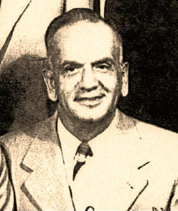 Clarence Harry Rogers