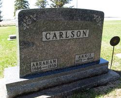 Annie <i>Halverson</i> Carlson