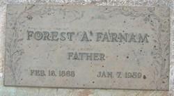 Forest A. Farnam