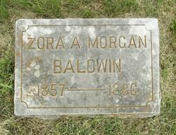 Zora Ann <i>Morgan</i> Baldwin