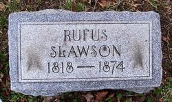 Rufus Slawson