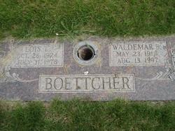 Waldemar B. Walt Boettcher