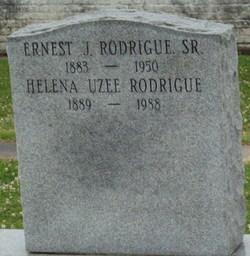 Helena Marie <i>Uzee'</i> Rodrigue
