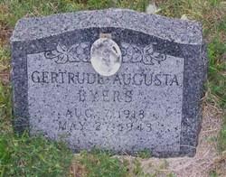 Gertrude Augusta Byers