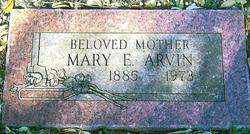 Mary Elizabeth <i>Cothren</i> Arvin