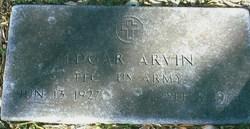Edgar Arvin