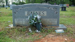 Beulah <i>Chandler</i> Barnes
