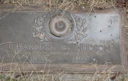 Charlene C Hudson