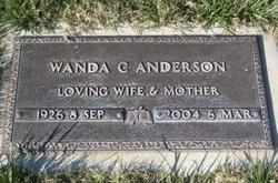 Wanda C Anderson