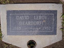 David Leroy Deardorff