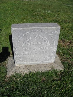 Calvin Woodrow Allred