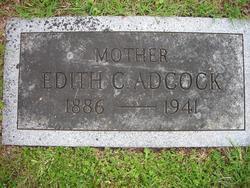 Clare Edith <i>Myers</i> Adcock
