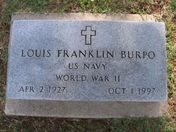 Louis Franklin Burpo