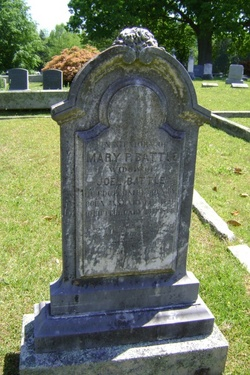 Mary Palmer <i>Johnston</i> Battle
