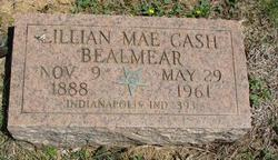 Lillian Mae <i>Cash</i> Bealmear