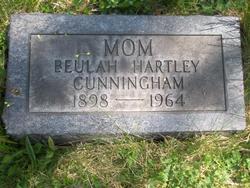 Beulah <i>Hartley</i> Cunningham