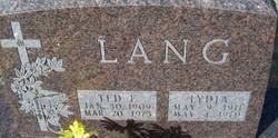 Lydia Lang