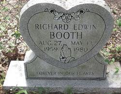 Richard Edwin Booth, Sr