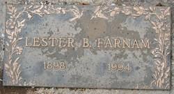 Lester B. Farnam