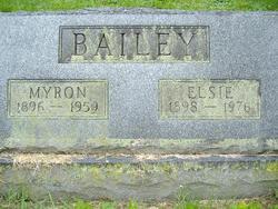 Myron Bailey
