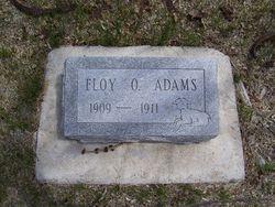 Floy O. Adams