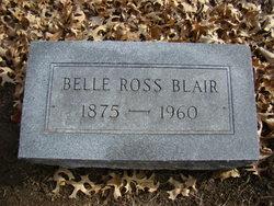 Belle <i>Ross</i> Blair