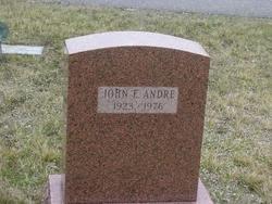 John Edward Andre