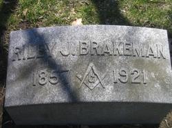 Riley O. Brakeman