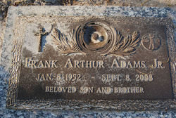 Frank Arthur Adams, Jr