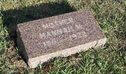 Hannah Miranda <i>Bell</i> Schamel