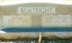 Dona <i>Whitney</i> Boatright
