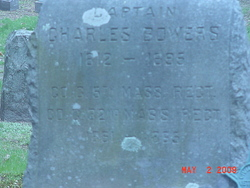 Capt Charles Bowers