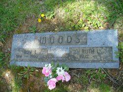 Ruth L <i>Patton</i> Woods