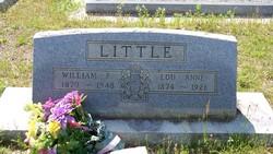 William R (Randolph?) Little