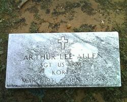 Sgt Arthur Lee Allen