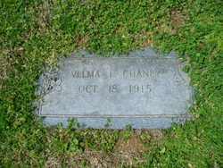 Velma Rumley <i>Rumley</i> Chaney