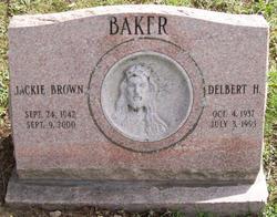 Jackie <i>Brown</i> Baker