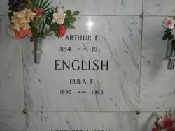 Arthur F English