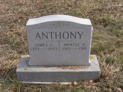 Myrtle Anna Anthony